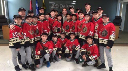 «Нефтяник» выиграл турнир в Канаде среди команд 2005 года рождения