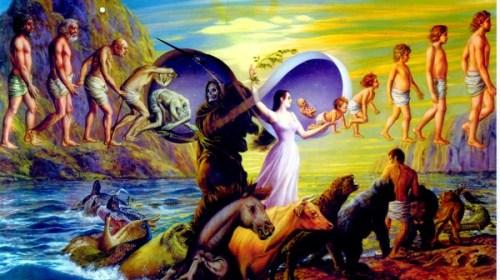 Жизнь после смерти. Факты и доказательства