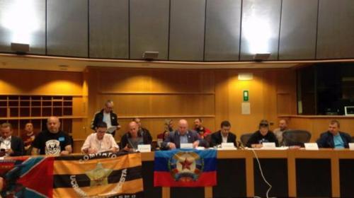 Опальный одесский политик выступил с резонансной речью в Европарламенте: Украина – рассадник фашизма