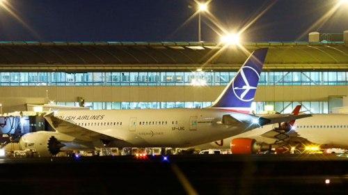 Два пассажирских самолета «сцепились» крыльями в аэропорту Торонто