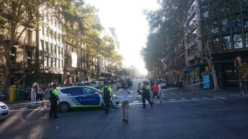 МВД Испании подтвердило связь между терактами в Барселоне и Камбрильсе