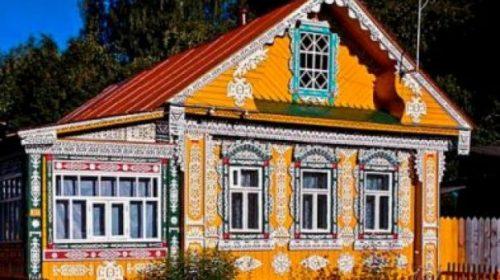 Русская изба – обитель гармонии и счастья