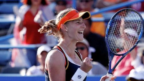 Макарова победила Севастову в первом круге турнира в Ухане