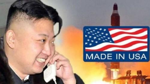 Ядерное оружие КНДР: Сделано в США
