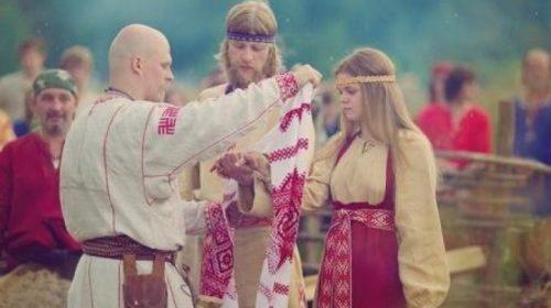 Славянская свадьба: Ритуалы и обряды