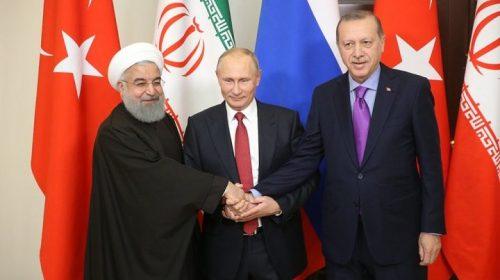 Сирийская оппозиция оценила заявление России, Ирана и Турции