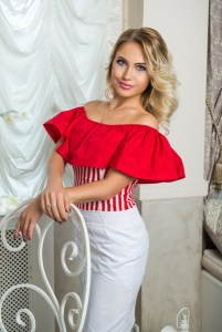 attractive Ukrainian marriageable girl  from city Konstantinovka Ukraine