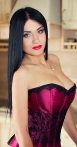 bright Ukrainian marriageable girl from city Lugansk Ukraine