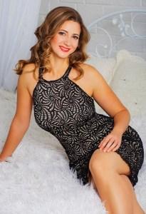 calm Ukrainian marriageable girl from city Nikolayev Ukraine