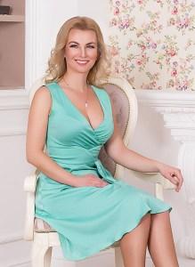 caring Ukrainian bride from city Kharkov Ukraine