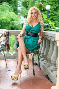 educated Ukrainian marriageable girl from city Odessa Ukraine