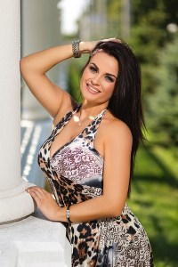 energetic Ukrainian fiancee from city Kharkiv Ukraine