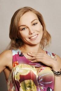 feminine Ukrainian lady from city Kiev Ukraine