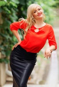 goodly Marina Ukrainian fiancee from city Nikolaev Ukraine