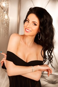 impeccable Ukrainian female from city Kiev Ukraine