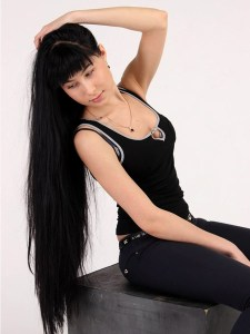 kind Ukrainian girl from city Kharkov Ukraine