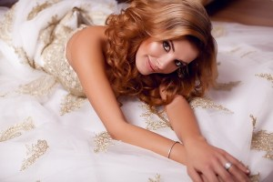 open-minded Ukrainian marriageable girl from city Kiev Ukraine