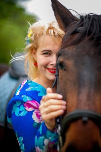 open-minded Ukrainian woman from city Dnipro Ukraine