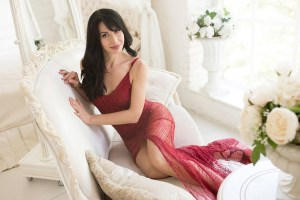 playful Ukrainian womankind from city Kiev Ukraine