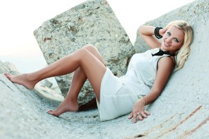 romantic Ukrainian lady from city Odessa Ukraine