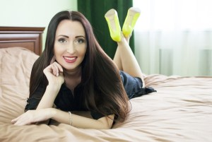 shiny Ukrainian lady from city Poltava Ukraine