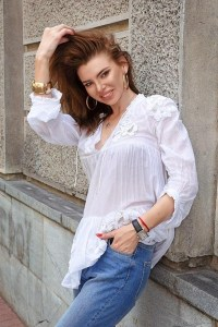 straightforward Ukrainian marriageable girl from city Kiev Ukraine