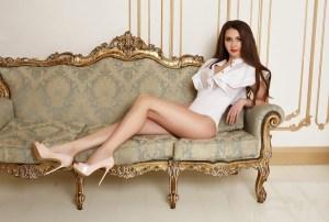 womanly Ukrainian girl from city Kiev Ukraine