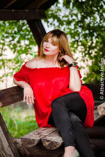 woman russian