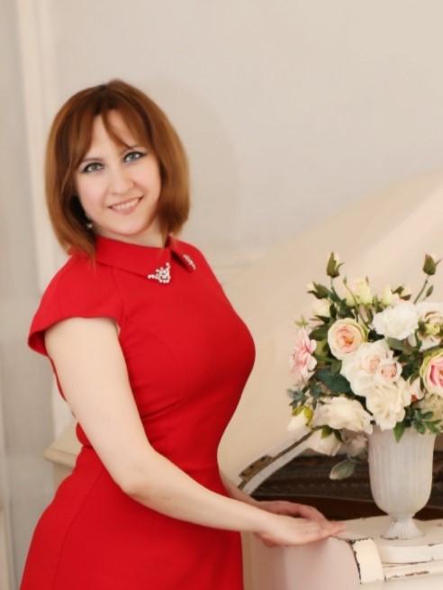 Elena russian brides naked
