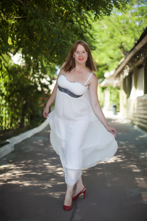 Oksana russian brides nude