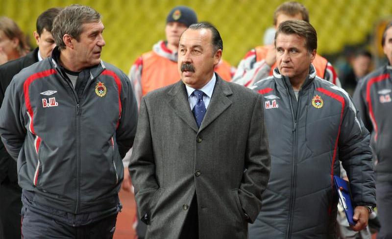 Valery Gazzaev - The Ossetian Polymath - Russian Football News