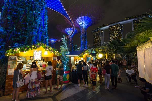Upoznavanje događaja Singapur