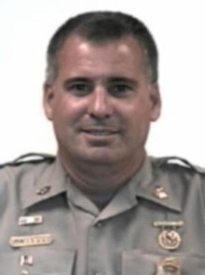 Sgt. Steve Hassett, MSP