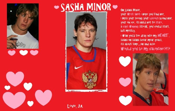 Sasha Minor