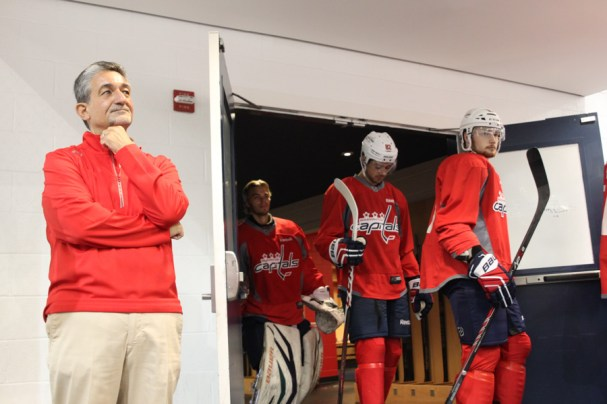 Caps Fanfest Final Scrimmage (1 of 26)