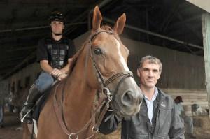 Alex Ovechkin horse