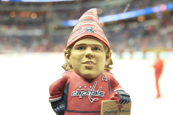 Nicklas Backstrom Gnome-5
