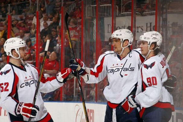 OvechkinHatTrick