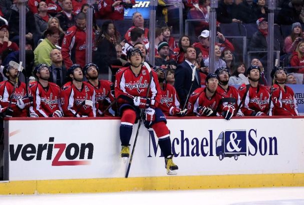 Ovi looking up - Rob Carr