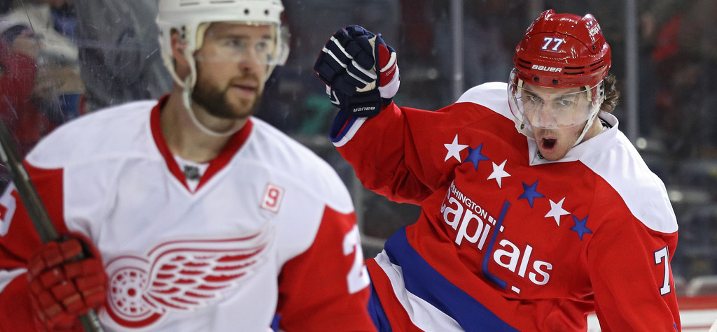 """4115bbcf22c TJ Oshie and the Capitals are thrilled with """"huge"""" new eight year contract"""