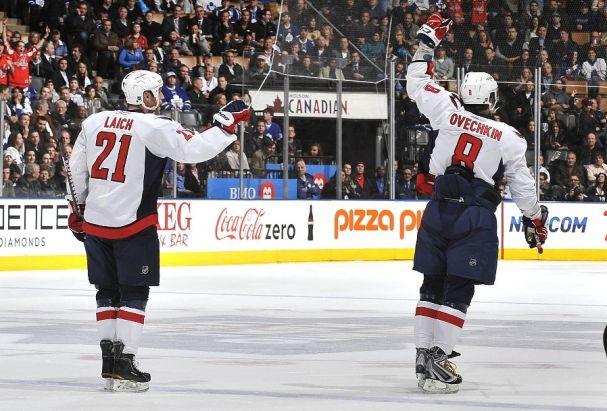 Alex Ovechkin's 300th Career NHL Goal