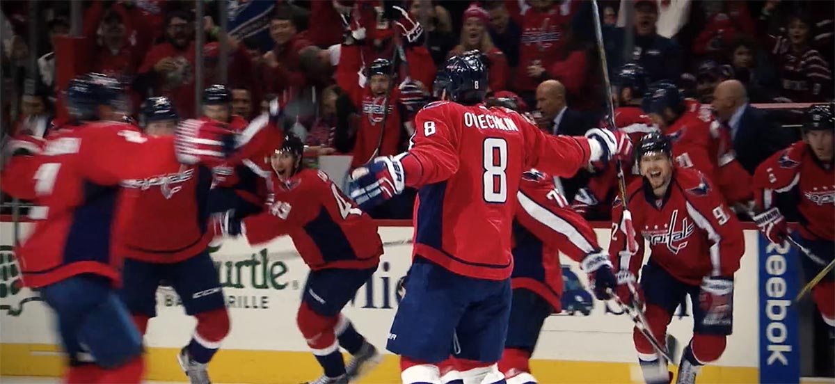CSN s commercial promoting the Washington Capitals  2016-17 season is  amazing 9715d1cfddd5