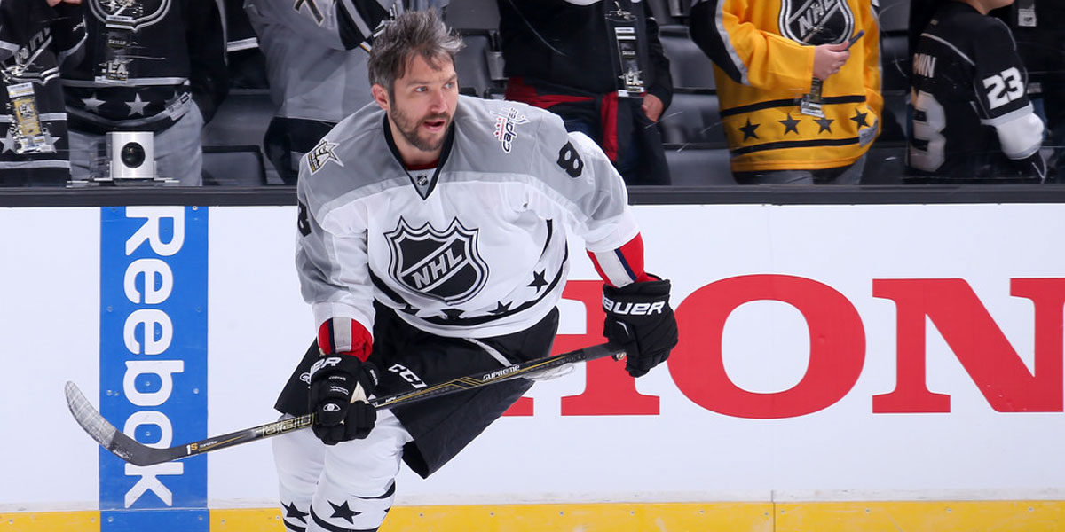 Ovechkin to skip All-Star Game