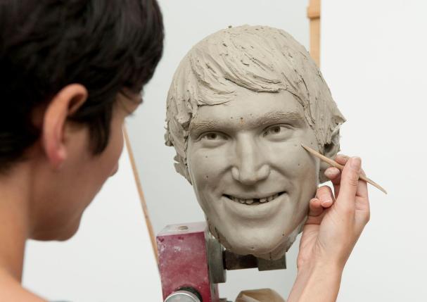 Alex Ovechkin wax figure