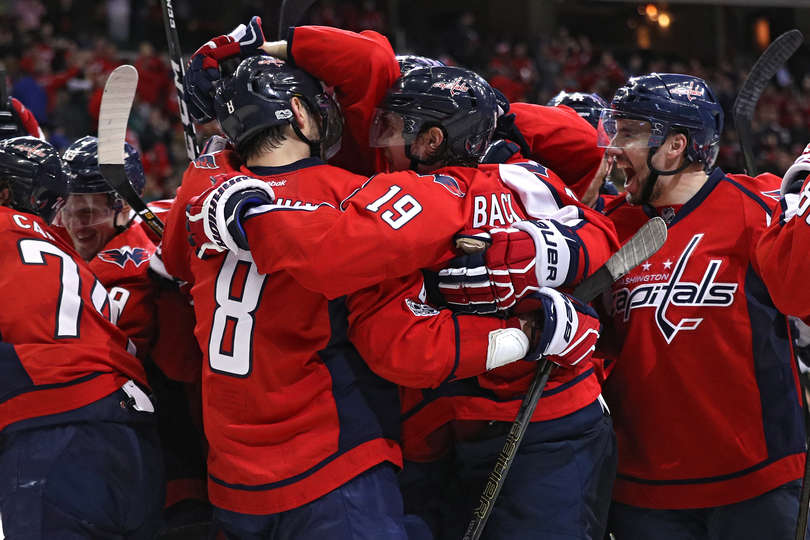All 6 goals the Capitals scored against Toronto  f1e779c436f