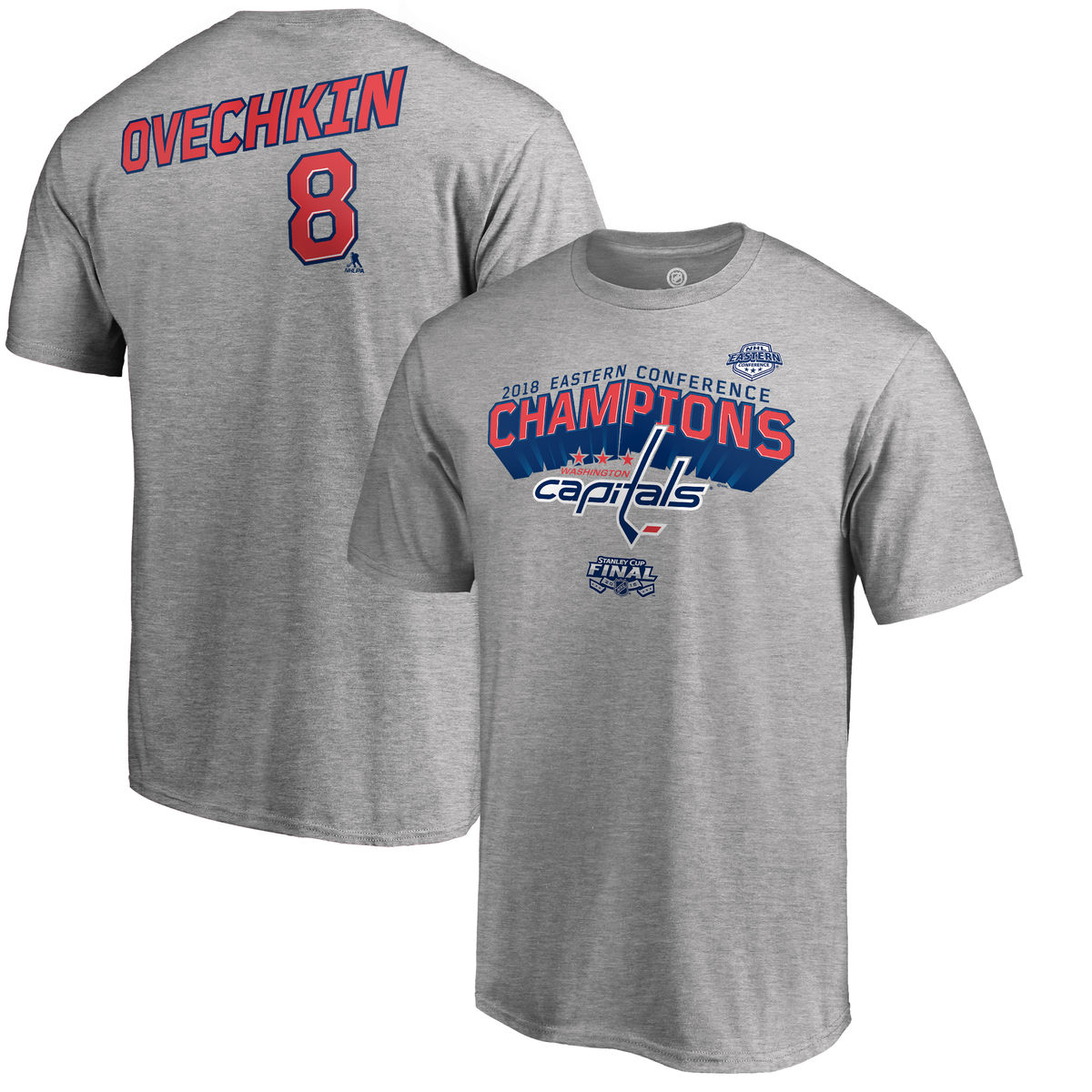 901ed43a3f5be The NHL s store on Fanatics is now selling Conference Champions shirts and  hats. Here are a few of the designs.