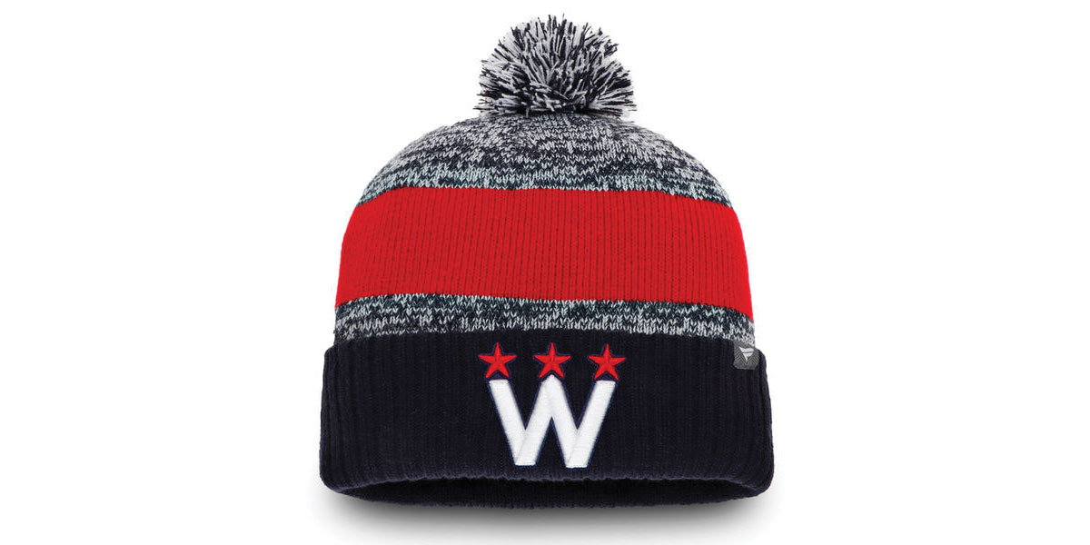 b3aac47df1ad4d washington capitals red cuff quotfootballquot beanie hat with pom pom nhl  cuffed; you can buy awesome caps stadium series toques now