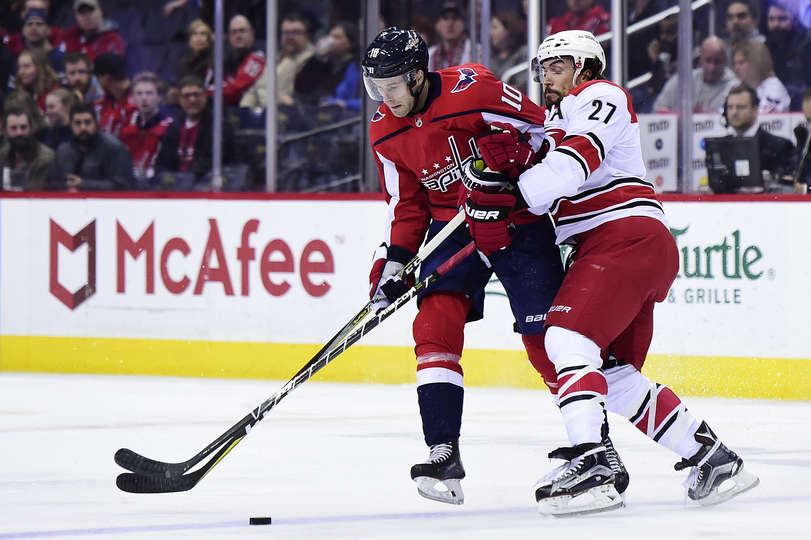 3b5f06e3b4c Cooked at home  Canes beat Caps 3-1