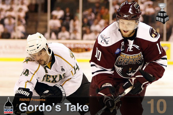 Gordo's Take after Game 3 - Photo by Chris Knight of The Patriot-News