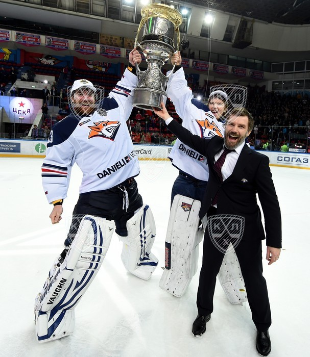 KHL Playoff 2015/16